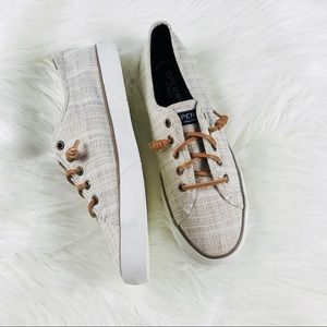 Sperry Shoes - NWOT Sperry | Pier View Canvas Sneaker